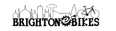 Logo for Brighton e Bikes