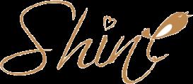 Logo for Shine singing