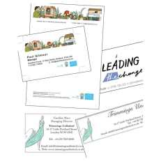 Various-business-stationery-designs
