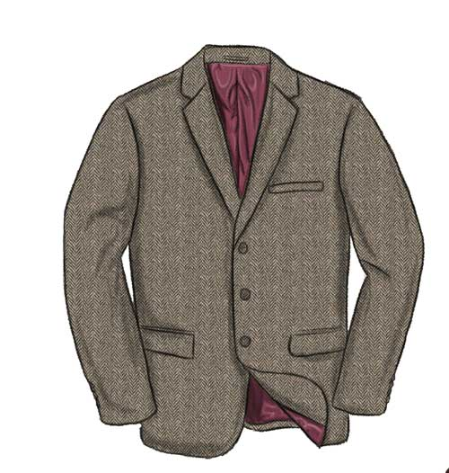 jacket-examples