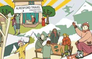 Alresford Travel HOME
