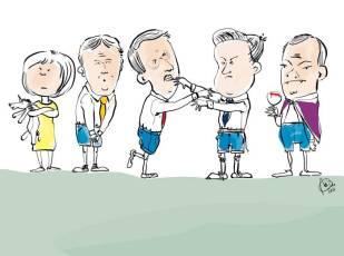 Politician Playground